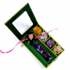 Kids Rakhi in Gift Box to Gujarat - Rakhis Online -KR 013 4P