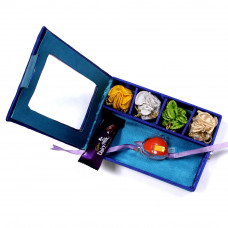 Kids Rakhi in Gift Box - customised gift ideas - Rakhis Online -KR 017 4P