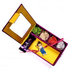 Raksha Bandhan special - Kids Rakhi in Gift Box- Rakhis Online -KR 024 4P