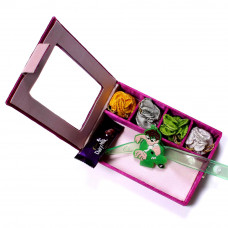 Rakhi for younger Brother - Kids Rakhi in Gift Box- Rakhis Online -KR 002 4P