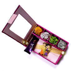 Online Rakhi for kid Brother - Kids Rakhi in Gift Box- Rakhis Online -KR 001 4P