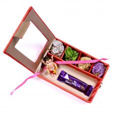 Rakhi for little Brother - Kids Rakhi in Gift Box- Rakhis Online -KR 006 4P