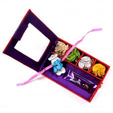 Kids Raksha Bandhan Rakhi in Gift Box- Rakhis Online -KR 016 4P