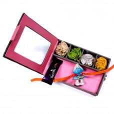 Rakhi for little Brother - Kids Rakhi in Gift Box- Rakhis Online -KR 004 4P