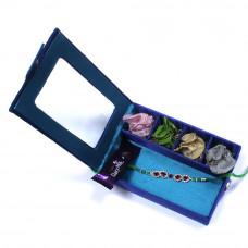 send Rakhi to India - Brother Rakhi Gift Box- Rakhis Online -BOL 008 SR4P