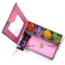online Rakhi from India to london - Brother Rakhi Gift Box- Rakhis Online -BR 023 SR4P