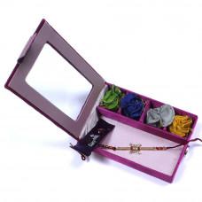 send Rakhi to India amritsar - Brother Rakhi Gift Box- Rakhis Online -BOL 005 SR4P