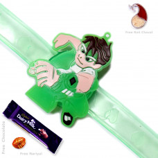 Rakhi for younger Brother - Kids Rakhi- Rakhis Online -KR 002 SR