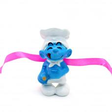 Adorable Smurf 3D Kids Rakhi