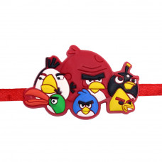 Angry Birds Character Kids Rakhi