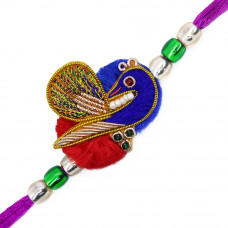Beautiful Peacock Rakhi