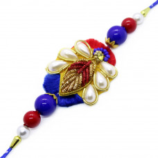 Blue Pearl Rakhi