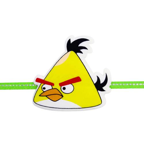 Charming Angry Bird Infant Kids Rakhi