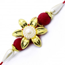 Designer Floral Brother Rakhi