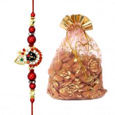 Divine Rakhi with Almonds