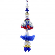Fancy Colourful Lumba Rakhi