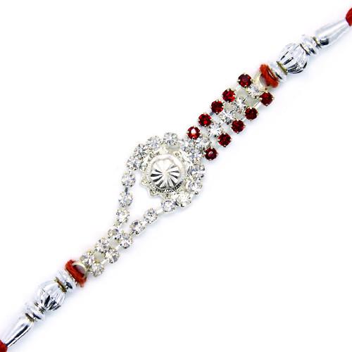 Gorgeous Gemstone Rakhi