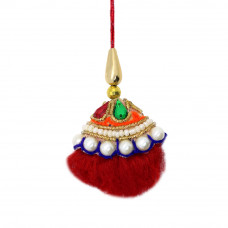 Multi-Colour Lumba Rakhi for Bhabhi
