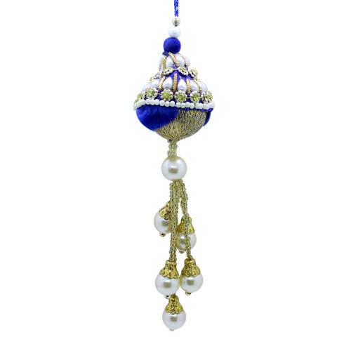 Pearl Studded Lumba Rakhi