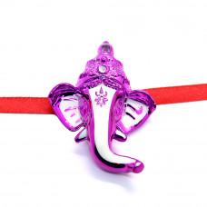LED Shri Ganesh Rakhi